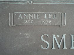 Annie Lee <i>Aday</i> Smedes