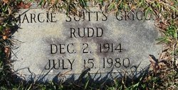 Marcie Suitts <i>Griggs</i> Rudd