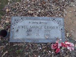 Jewel <i>Savage</i> Cramer