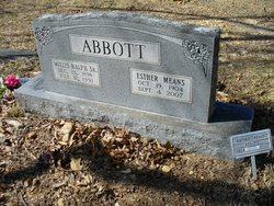 Esther <i>Means</i> Abbott