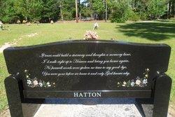 Katherine Paige <i>Hayes</i> Hatton