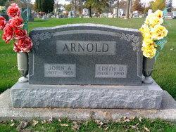 Edith D. <i>Bowman</i> Arnold