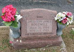 Jacqulyn Jackie <i>James</i> Boutwell