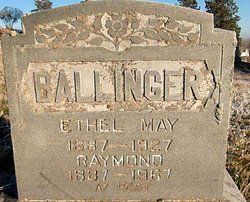 Ethel May <i>VanBrunt</i> Ballinger