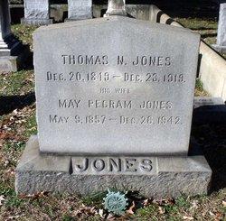 May Pegram <i>Pegram</i> Jones