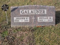 Phyllis M <i>Olver</i> Galauner
