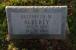 Elizabeth Mae <i>Barth</i> Alberty