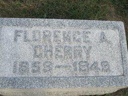 Florence A <i>Post</i> Cherry
