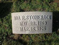 Ida Ritter <i>Benner</i> Stoneback