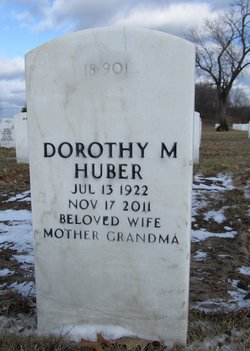 Dorothy Marie <i>Perkins</i> Huber
