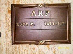 Rose Frances Arp