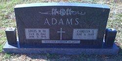 Louis W. Adams, III