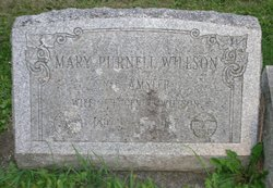 Mary P <i>Amster</i> Willson