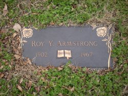 Roy Y. Armstrong