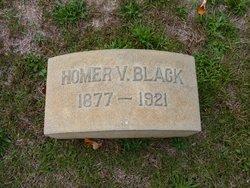 Dr Homer V Black