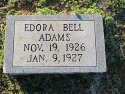 Edora Bell Adams