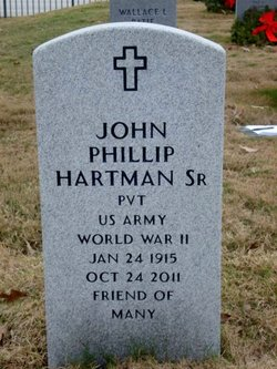 John Phillip Hartman, Sr