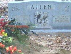 O C Rich Allen