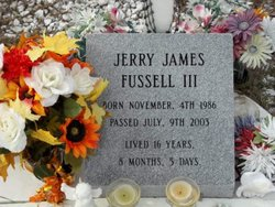 Jerry James Fussell, III