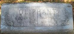 William Robert Oliphant, Sr
