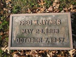 Fred W Jaynes