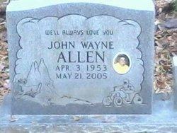John Wayne Allen