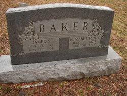 Elizabeth Ann <i>Cate</i> Baker