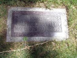 Alfred E Cowley