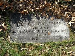 Billy Grey Anderson
