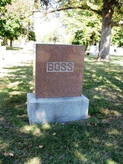 Martha A <i>Hoxsie</i> Boss