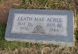Leath Mae Acree