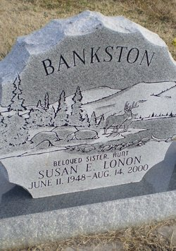 Susan E <i>Lonon</i> Bankston