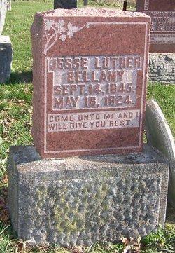 Jesse Luther Bellamy