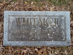 Charles R Whitaker