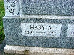 Mary Eliza <i>Allen</i> Parks