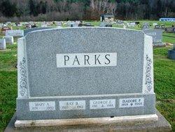 Ray Briton Parks
