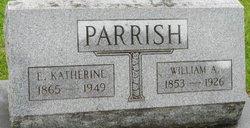 Elizabeth Katherine <i>Thomas</i> Parrish