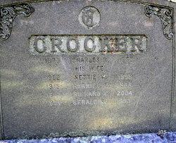 Nettie May <i>Cushing</i> Crocker