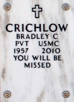 Bradley C Crichlow