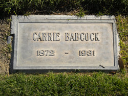 Carrie Babcock