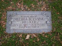 Melissa Suzanne Heliker
