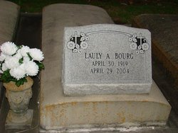 Lauly A. Bourg