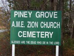 Piney Grove African Methodist Episcopal Zion Churc
