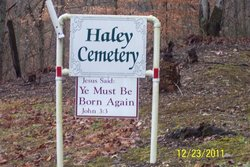 Old Haley Cemetery