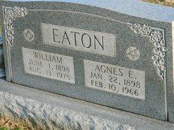 Agnes E. <i>Adams</i> Eaton