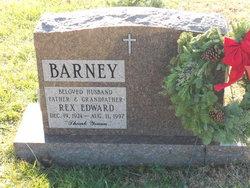 Rex Barney