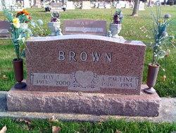 Alice Pauline <i>Arnold</i> Brown