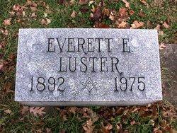 Everett E Luster
