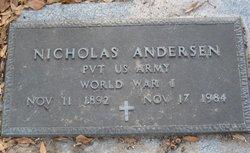 Nicholas Andersen