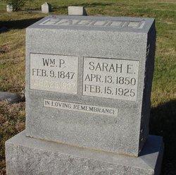 Sarah Elizabeth <i>Burt</i> Hagood